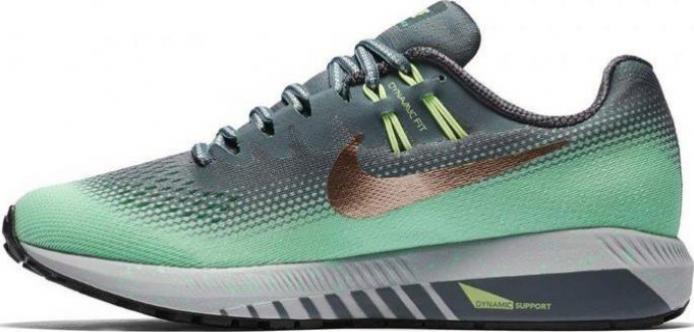 Shield Zoom bronzeDamen Structure red Air 20 Nike greenmetallic hastagreen glowghost kXPuOZi