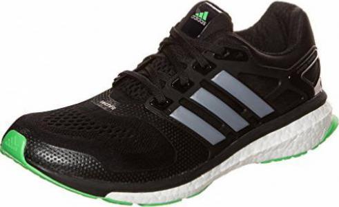 sports shoes 63815 49164 ... adidas Energy Boost ESM core blacksilver metflash green (Herren).  adidas Performance-