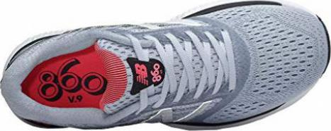 New Balance 860v9 ice blue/pink zing (Damen)