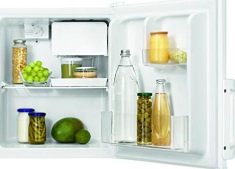 Mini Kühlschrank Mit Gefrierfach Test : Zanussi zrx wa mini kühlschrank mit gefrierfach