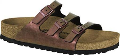 Birkenstock Florida graceful gemm red (Damen)