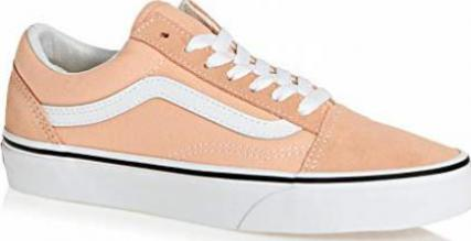 Vans Color Theory Old Skool bleached apricottrue white