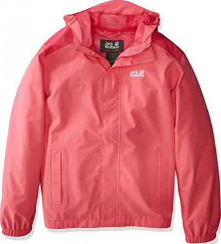 Jack Wolfskin Oak Creek Jacke hot pink (Junior)