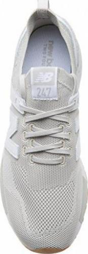 New Balance 247 Engineered Mesh moonbeamwhite