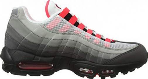 Sneaker   Herren Nike AIR MAX 95 ESSENTIAL WhiteMidnight
