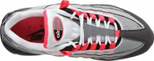 Air OG Max 95 whitegranitedustsolar Nike redHerren xoerdBCW