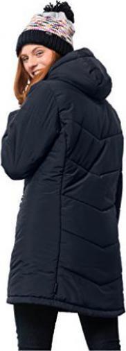 Jack Svalbard Wolfskin blueDamen Jacke Coat midnight Ygf76by