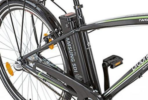 prophete e bike damen alu city navigator 1 3 28. Black Bedroom Furniture Sets. Home Design Ideas