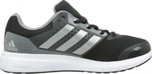 adidas Duramo 7 core blacksilver metallicsolid grey (Herren)