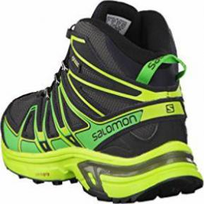 Salomon X Chase Mid GTX schwarzgrün (Herren)