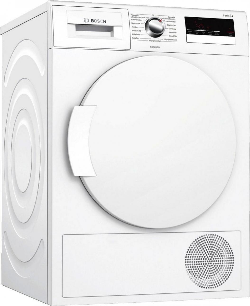 Bosch WTH832E27 Warmepumpentrockner