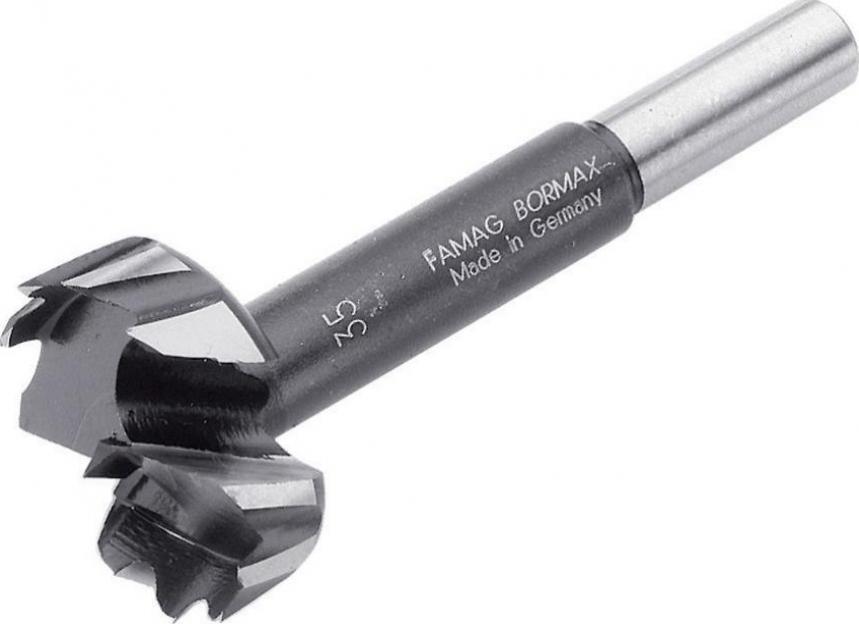FAMAG Bormax WS-Forstnerbohrer 23x57x90mm S=10mm