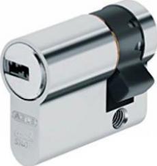 ABUS Profilzylinder C50N 25//25 verschiedenschließend