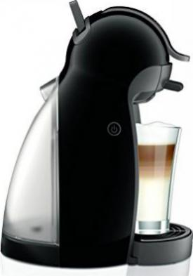 DeLonghi EDG200B Nescafé Dolce Gusto Piccolo 1500W Kaffee kapsel Maschine Black