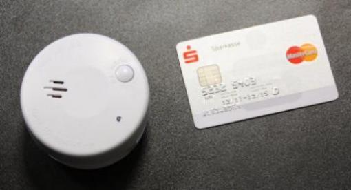ELRO RM205 Mini-Rauchmelder Rauchwarnmelder mit 5-Jahres Lithium ...