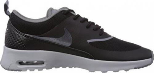Nike Air Max Thea blackcool greywolf greymetallic silver (Damen)
