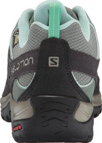 Salomon Ellipse 2 GTX schwarzgraugrün (Damen)