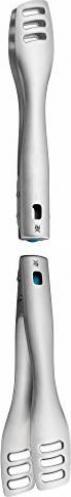 Hello FUNctionals Multizange zum Greifen und Servieren Verriegelung mit einer Hand platzsparende Aufbewahrung Grillzange WMF Servierzange