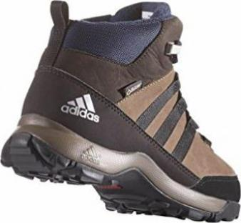 adidas Winter Hiker Mid GTX grey blendcore blackbrown