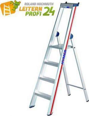 Hymer 6026 Alu Haushaltsleiter 8 Stufen Preisvergleich Test