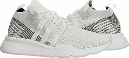 adidas EQT Support Mid ADV Primeknit ftwr whitegrey one (Herren)