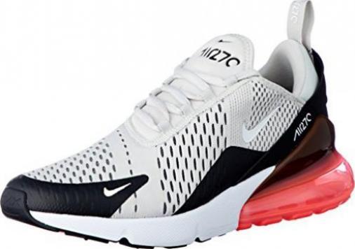 Nike Air Max 270 blackhot punchwhitelight bone (Herren)